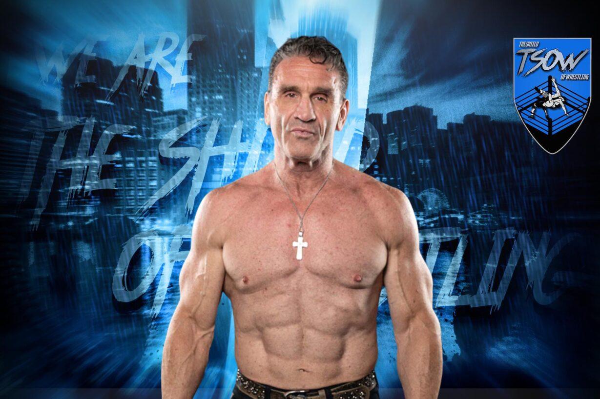 Ken Shamrock sospeso da IMPACT Wrestling per trenta giorni
