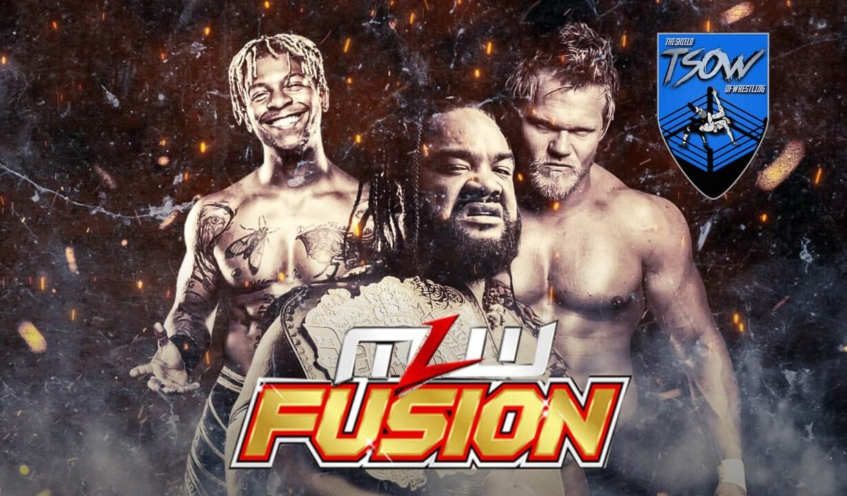 Report - MLW Fusion #128 - Major League Wrestling