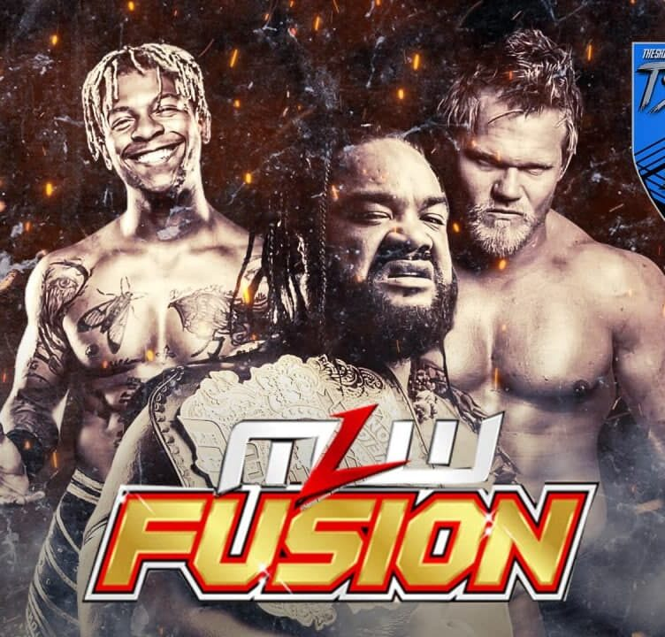 Report - MLW Fusion #123 - Major League Wrestling