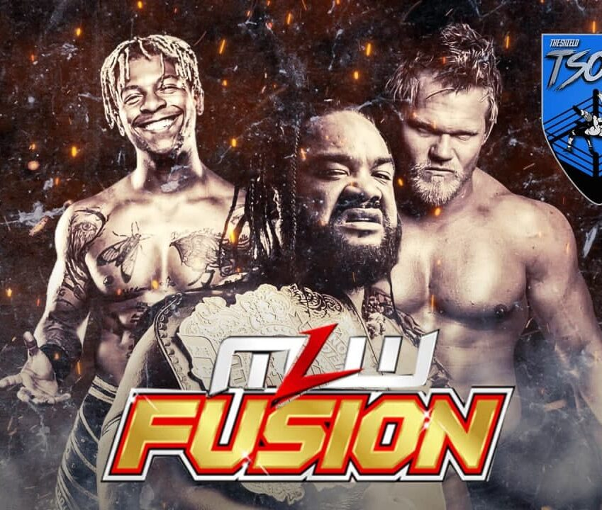 Report - MLW Fusion #113 - Major League Wrestling
