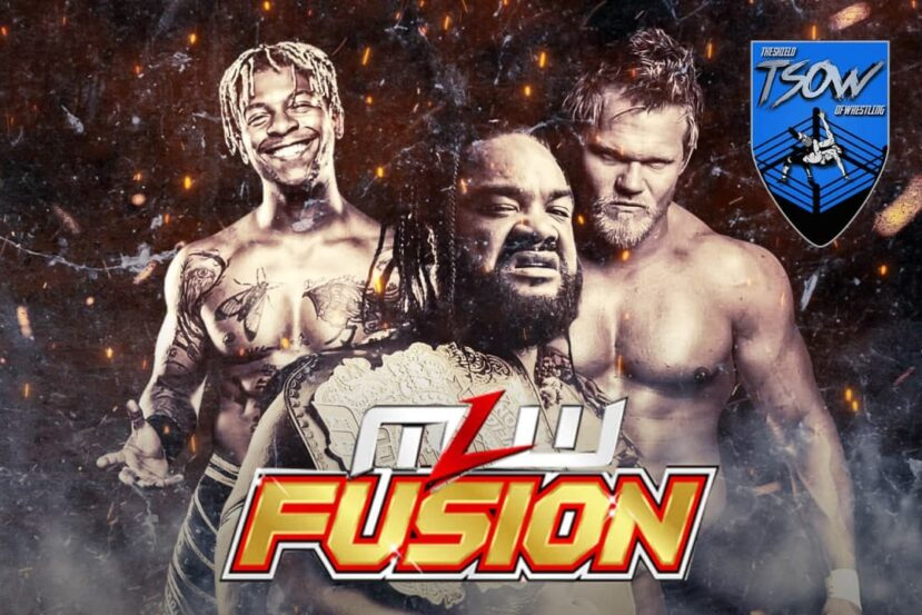 Report MLW Fusion #110 - Major League Wrestling