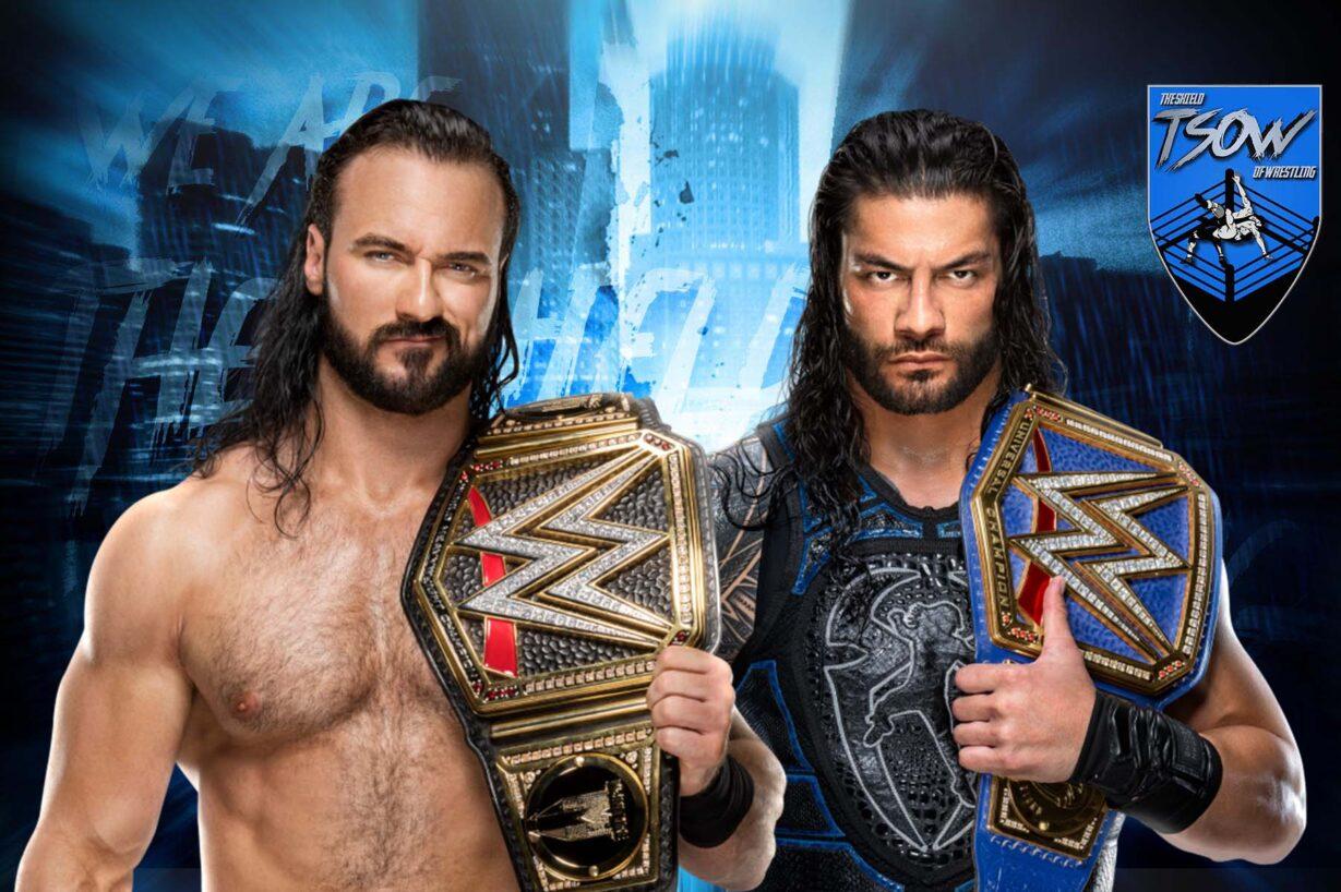 Survivor Series: come è finito il match tra Drew McIntyre e Roman Reigns?