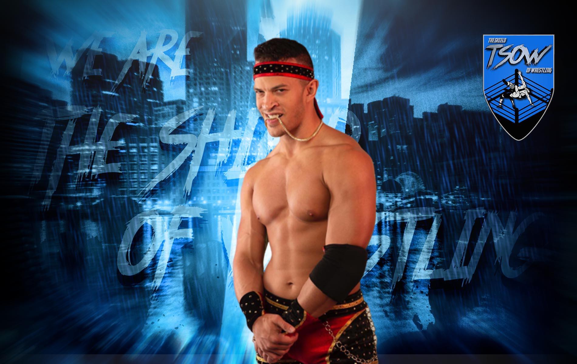 Ricky Starks rivela perché non è andato in WWE