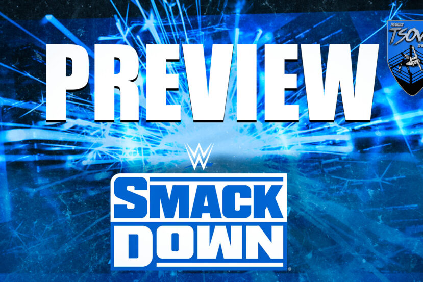 SmackDown Anteprima 15 01 2021