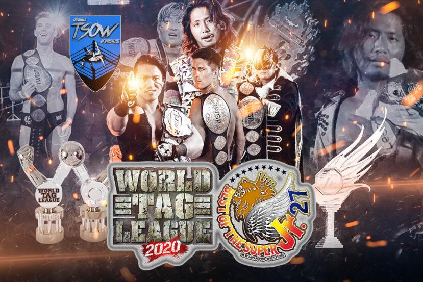 Risultati NJPW World Tag League 2020 – Day 7