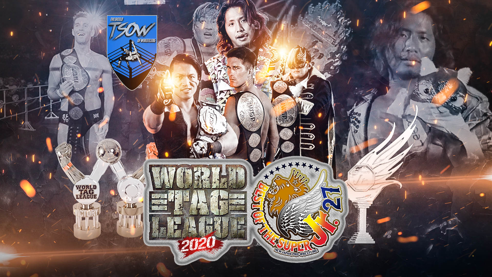 Risultati NJPW World Tag League 2020 – Day 4