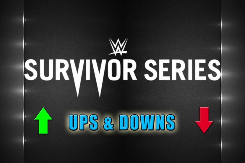 Survivor Series Ups&Downs 22-11-2020: La fine di un mito
