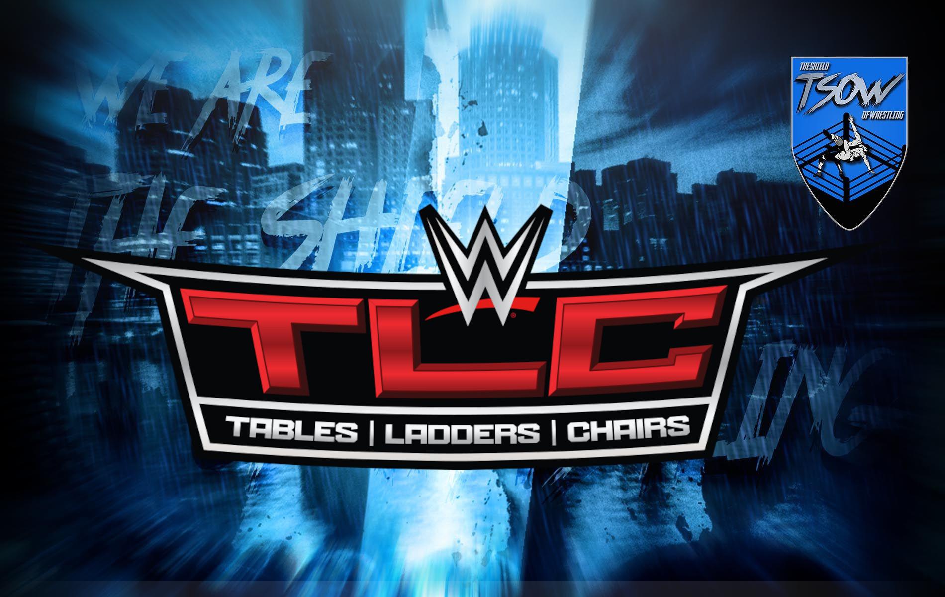 WWE TLC 2020: si va verso un Ladder Match per i titoli di coppia?