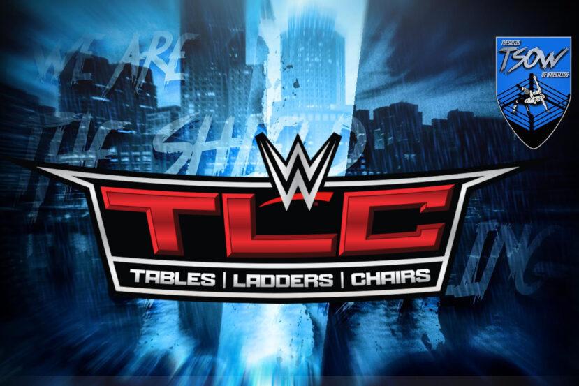 WWE TLC 2020: un possibile infortunio potrebbe cambiare i piani