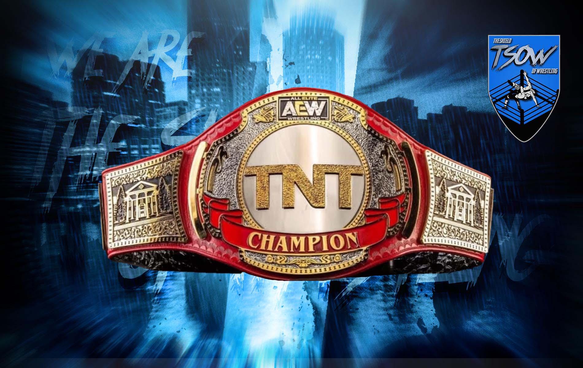 Darby Allin difenderà di nuovo il TNT Championship