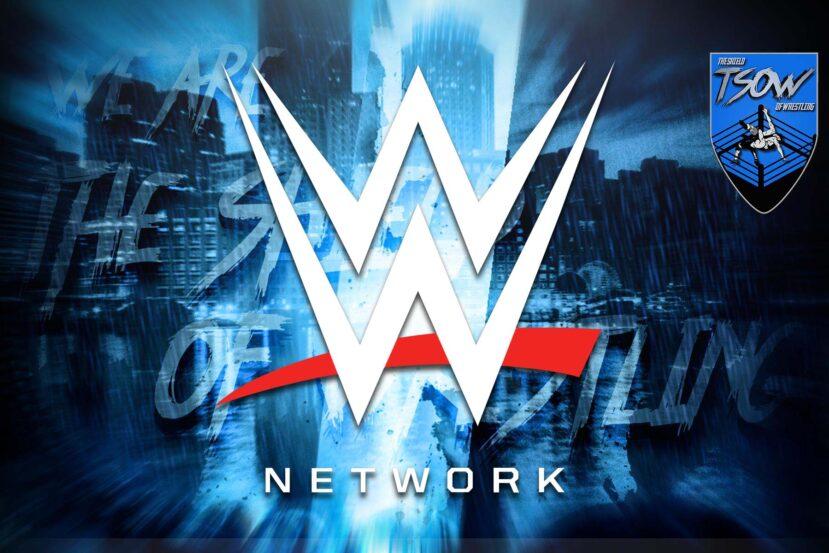 Britt Baker rimossa dal WWE Network
