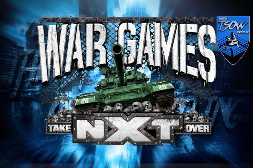 NXT TakeOver WarGames: annunciato un nuovo incontro