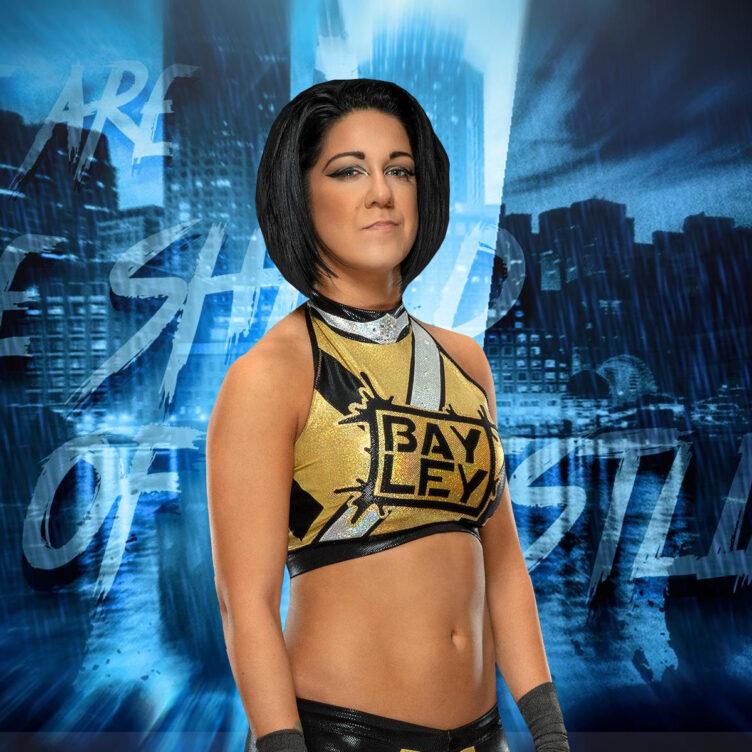 Bayley è Brock Lesnar... ma è solo un clamoroso botch della WWE