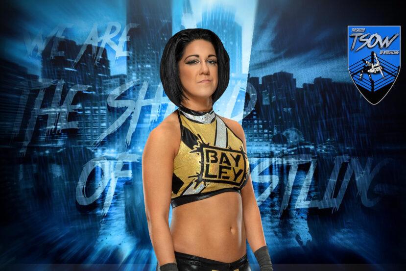 Bayley elogia il contributo della Riott Squad in WWE