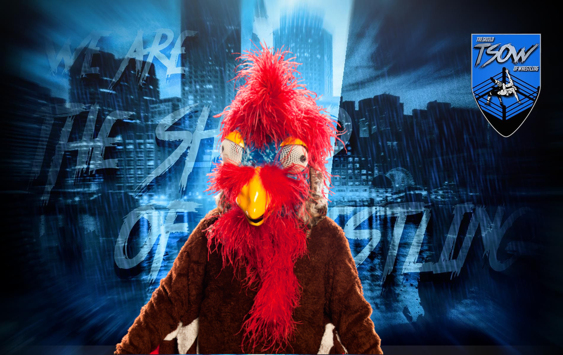 The Gobbledy Gooker: chi c'era sotto il costume a Survivor Series?