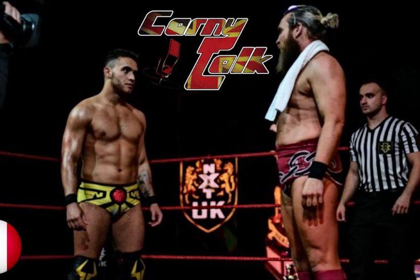 HERITAGE CUP FINAL - NXT UK in italiano - Carny Talk
