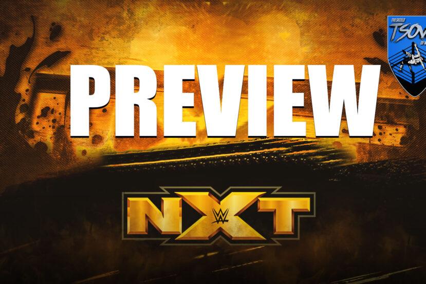 Anteprima NXT 03-02-2021