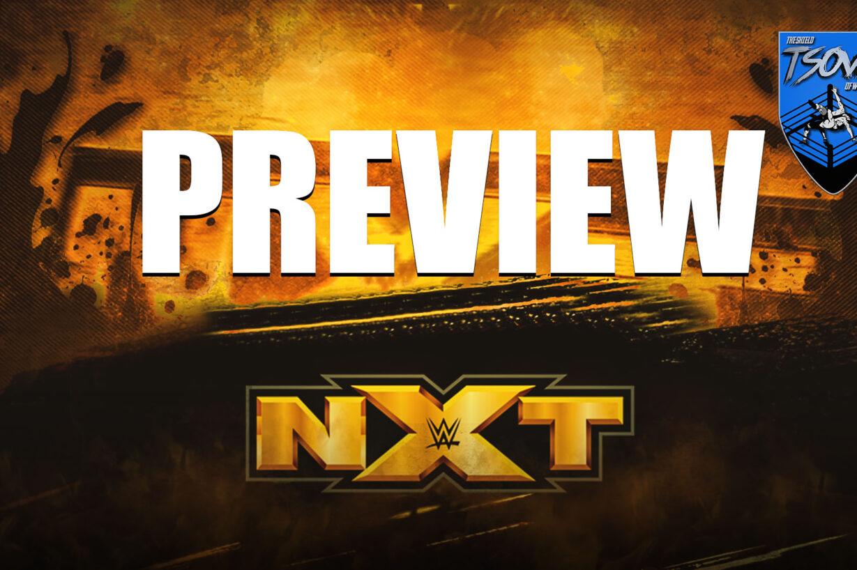Anteprima NXT 24-03-2021