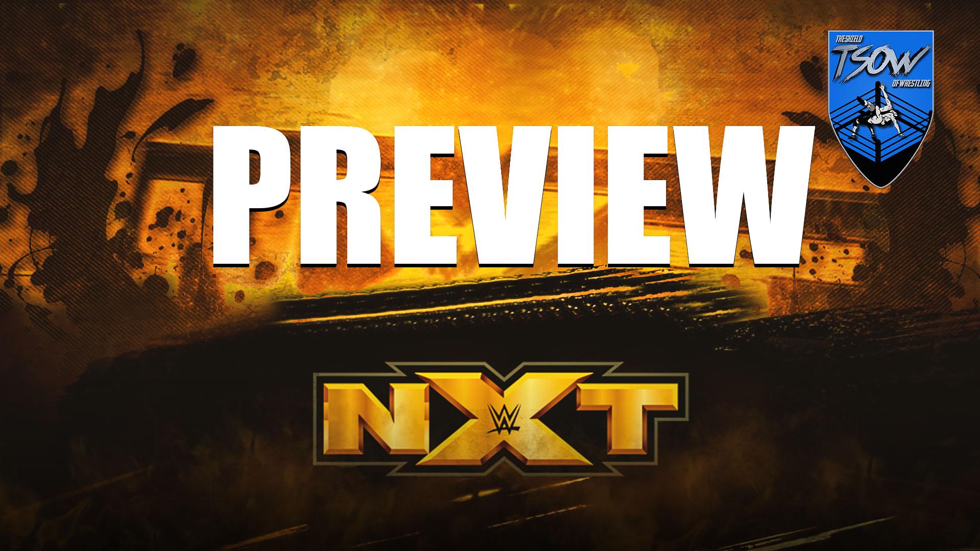Anteprima NXT 13-01-2021