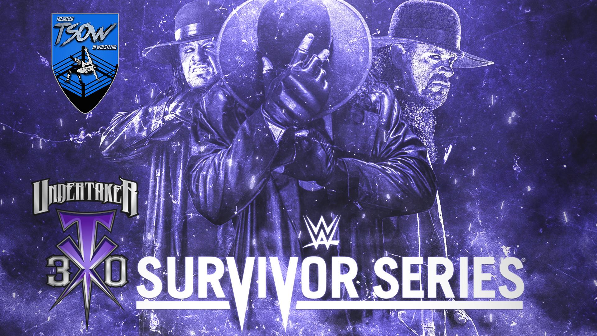 Pagelle Survivor Series - WWE