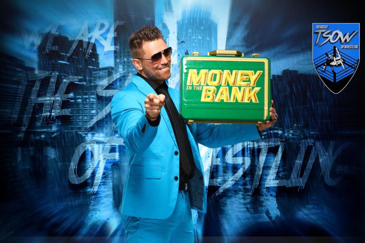 The Miz vuole annullare l'incasso del Money In The Bank