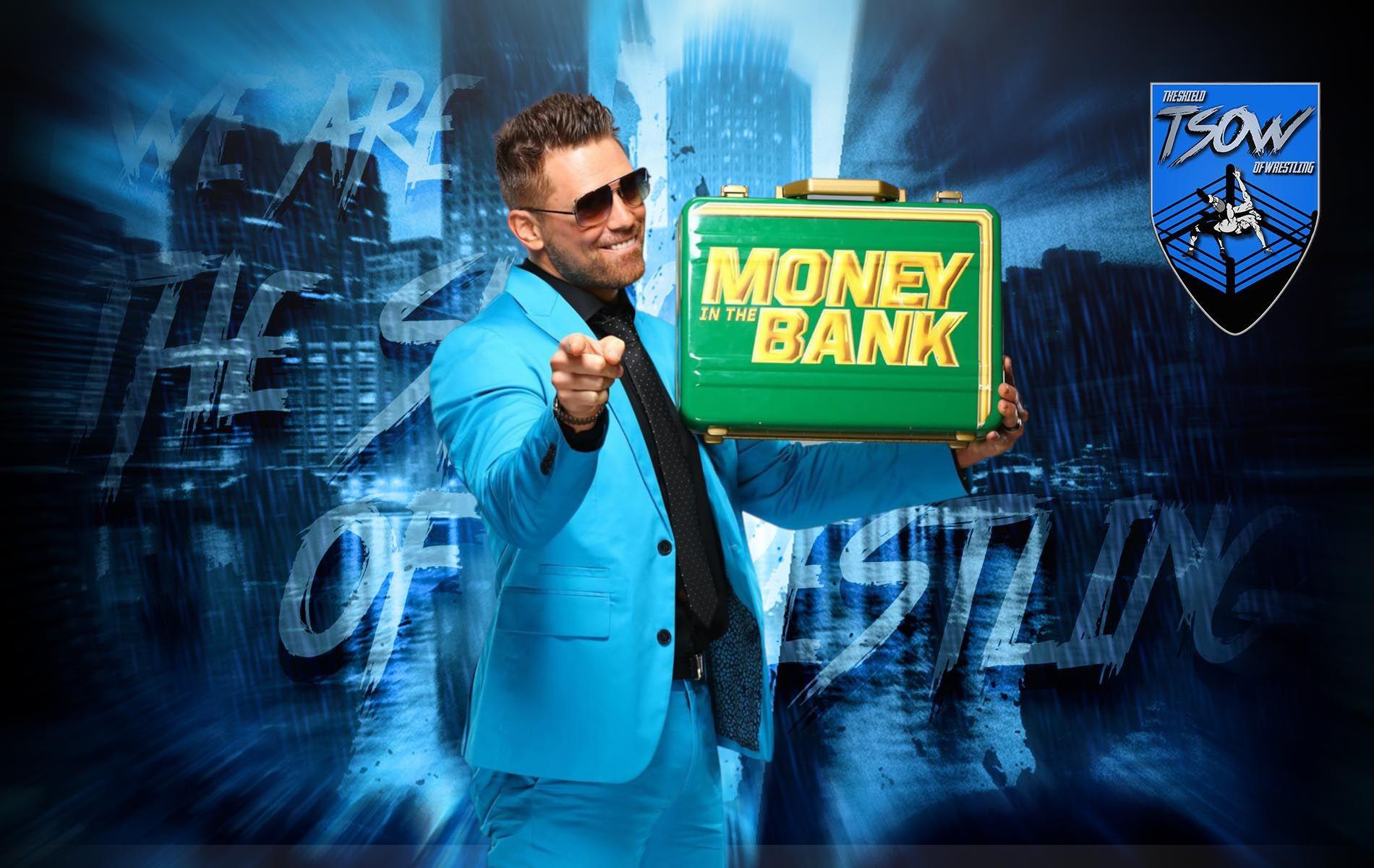 WWE TLC 2020: The Miz ha incassato il Money In The Bank durante il PPV