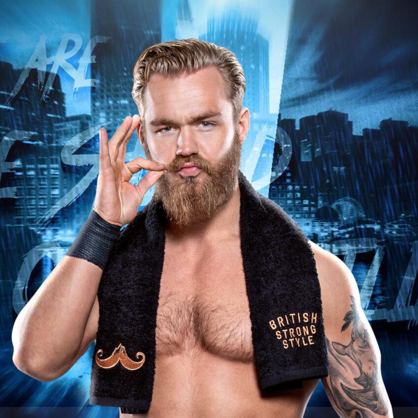 Tyler Bate vincerà il WWE Championship? L'opinione di Trent Seven