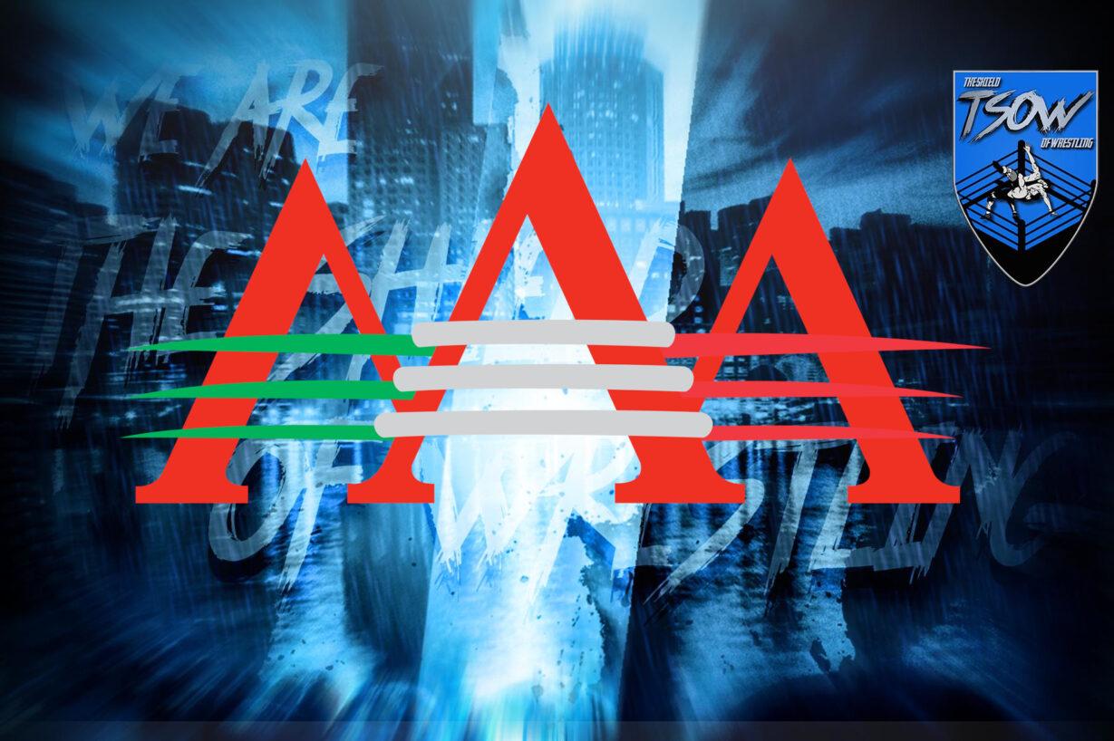 AAA Triplemania XXVIII Risultati