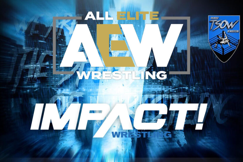 AEW-IMPACT: le reazioni dei wrestler alla collaborazione tra federazioni