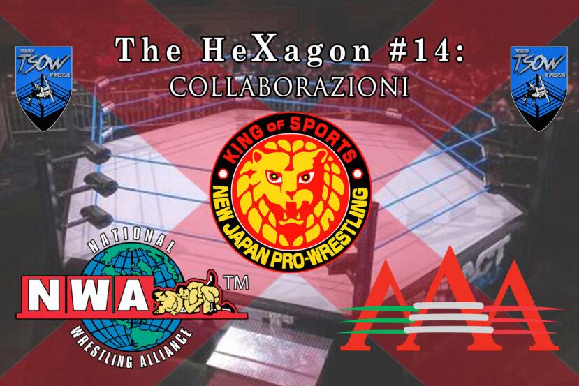 The HeXagon #14: Collaborazioni nel corso degli anni
