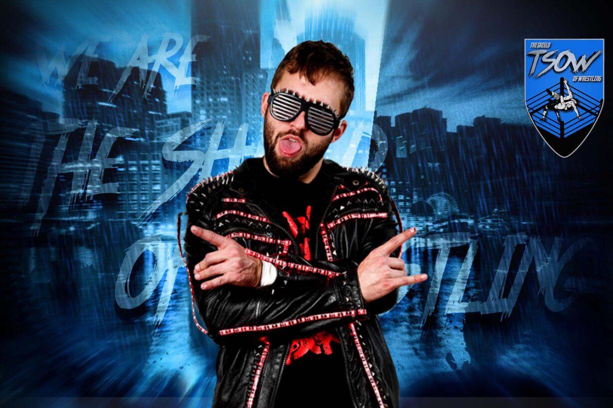 El Phantasmo presenterà la sua nuova theme song a Wrestle Kingdom 15