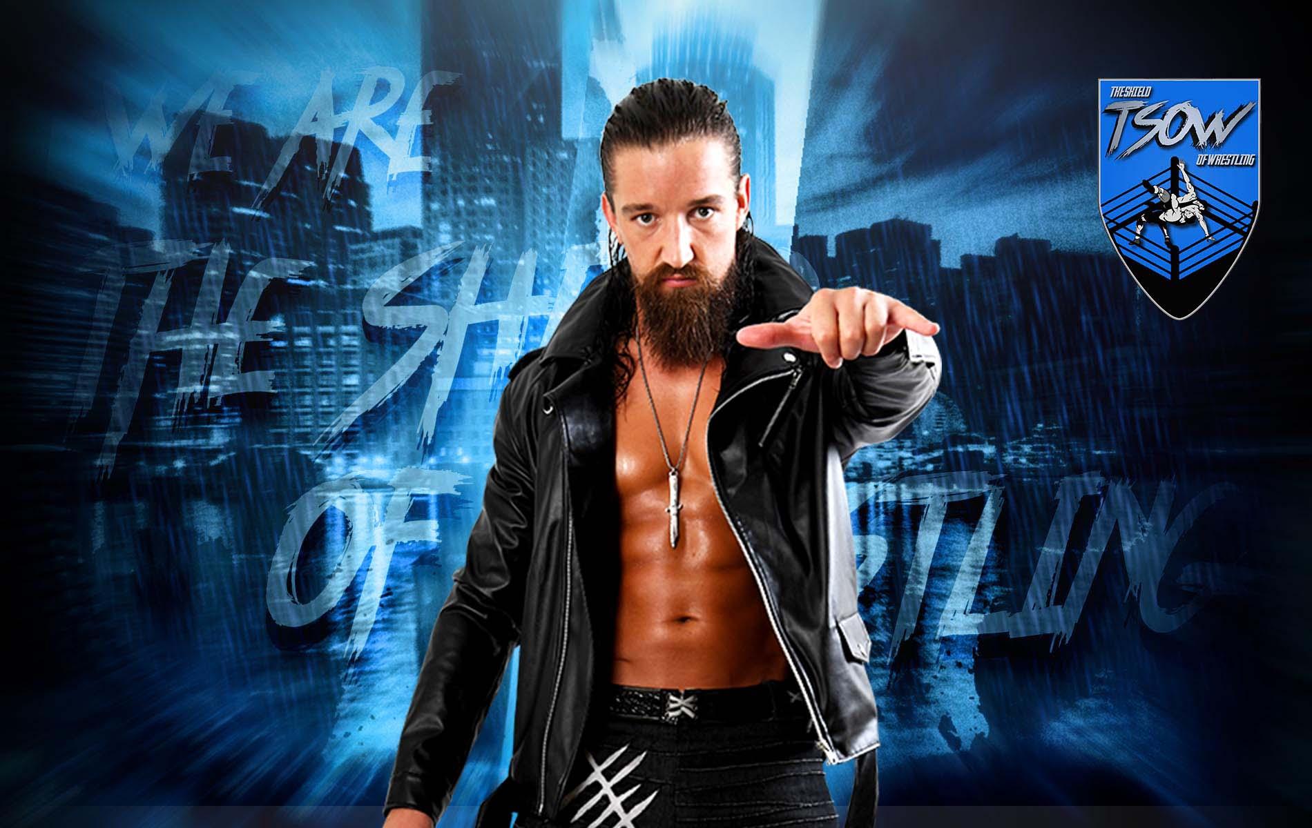 Jay White è tornato in NJPW!