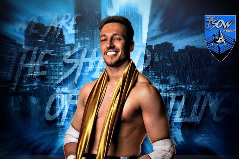 Luca de' Pazzi compare sul WWE Network