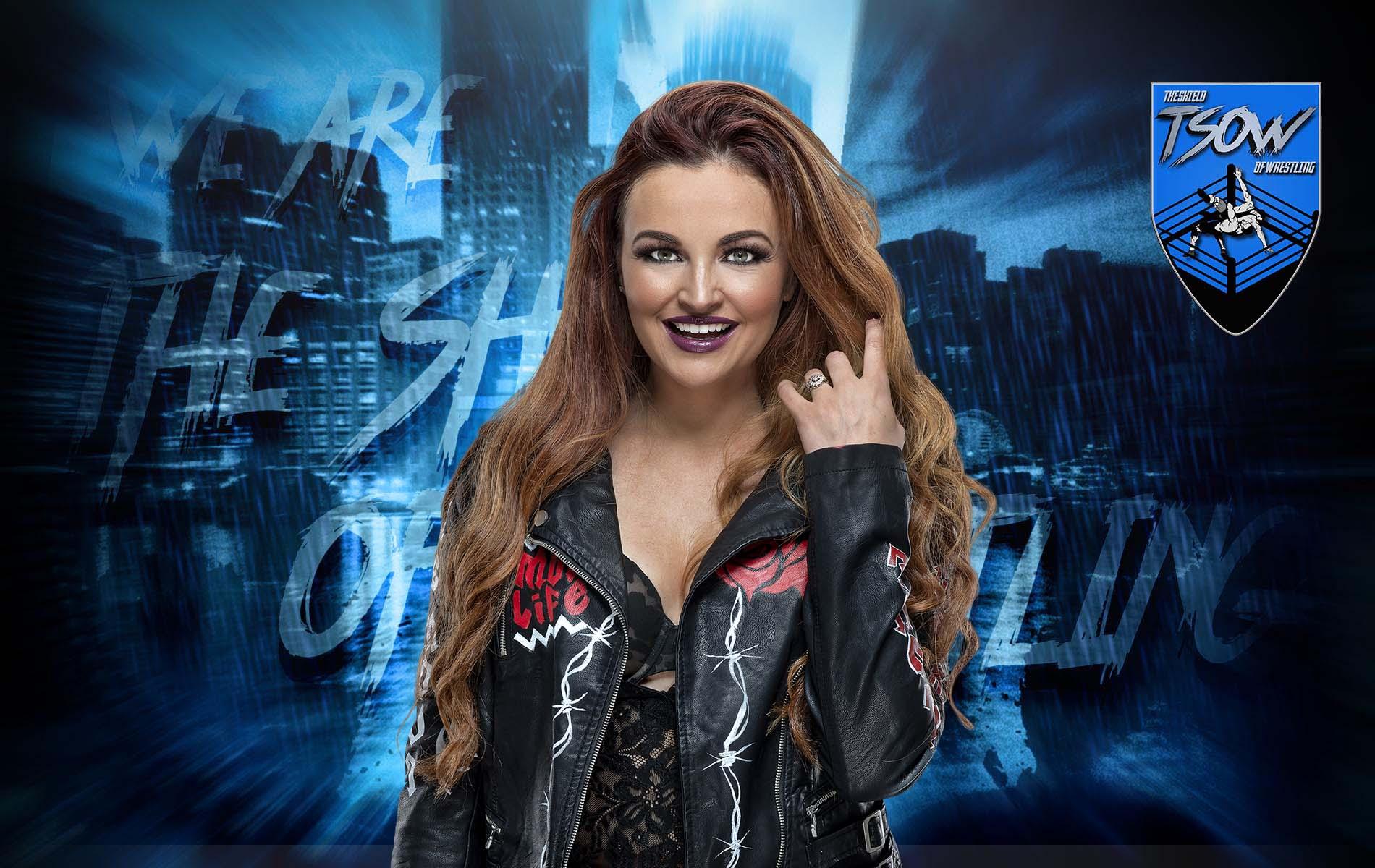 Maria Kanellis attacca la gestione degli atleti in WWE