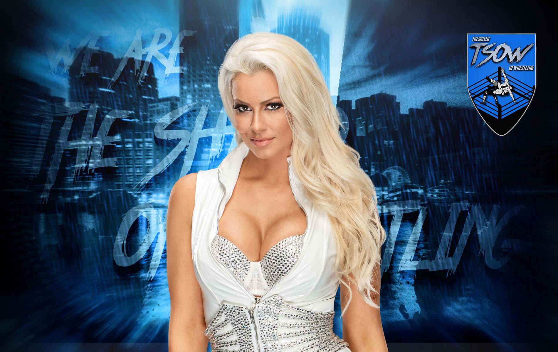 The Miz nuovo WWE Champion: il commento della moglie Maryse