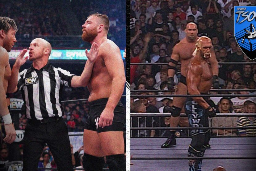 Kenny Omega vs Jon Moxley: l'erede spirituale di Goldberg vs Hogan