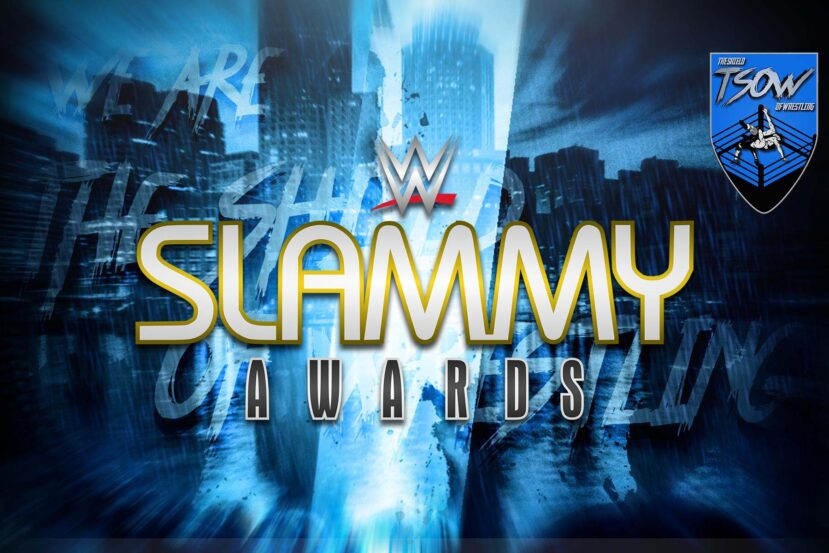 Slammy Awards: annunciate data, categorie e nomination