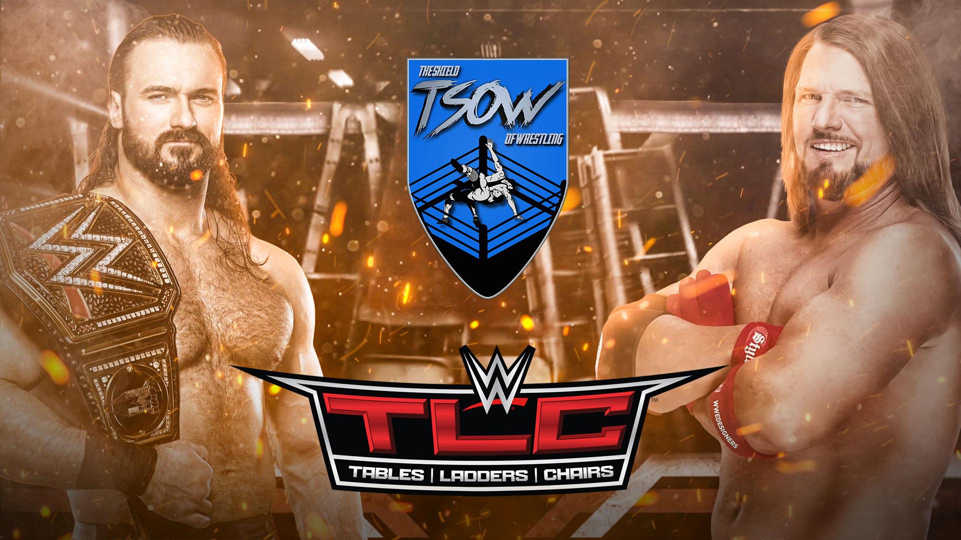 TLC Risultati Live - WWE