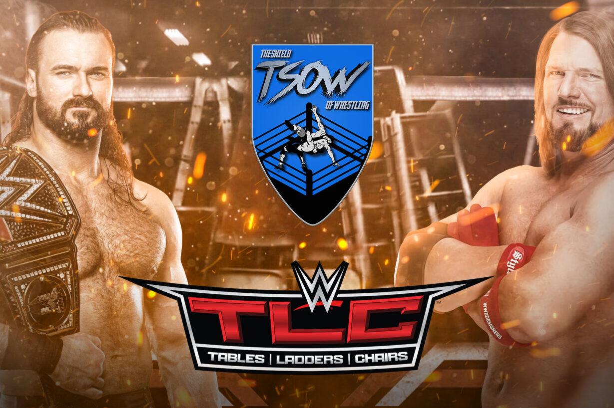 Report TLC - WWE PPV