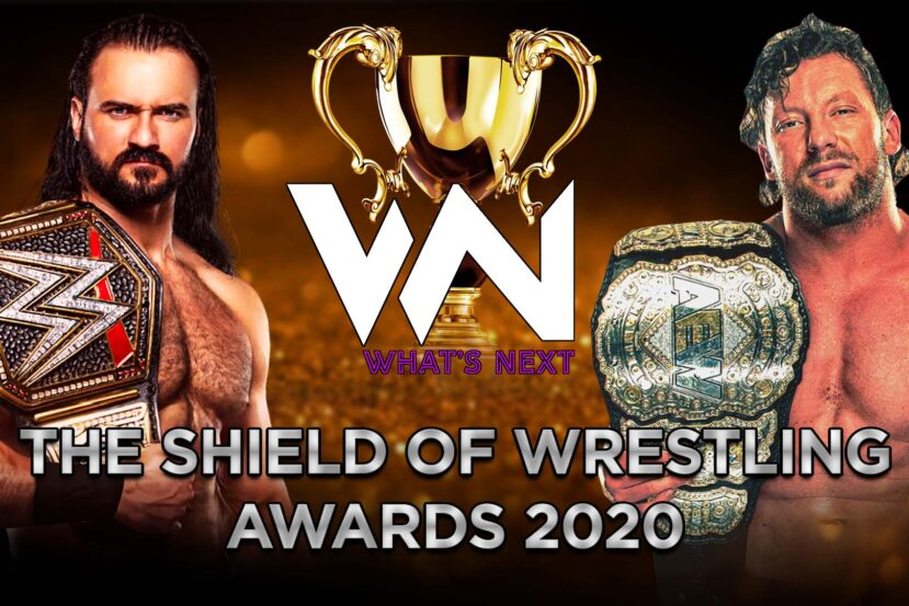 What's Next #104: The Shield Of Wrestling Awards 2020