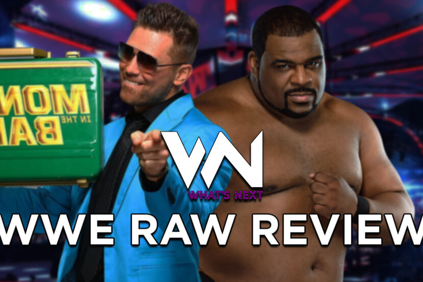 What's Next #105: WWE RAW Review 28-12-2020