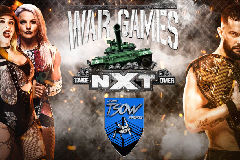 Report NXT TakeOver: War Games - WWE
