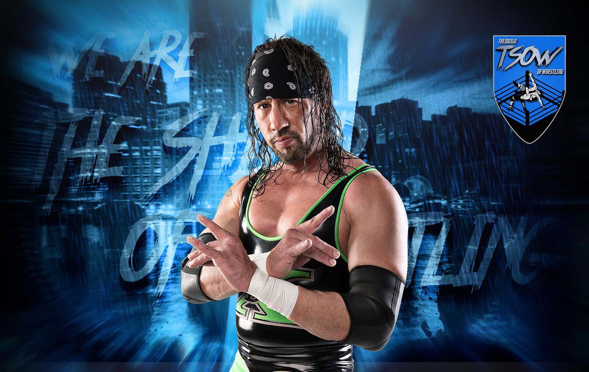 Sean Waltman apre ad un match contro Sami Zayn