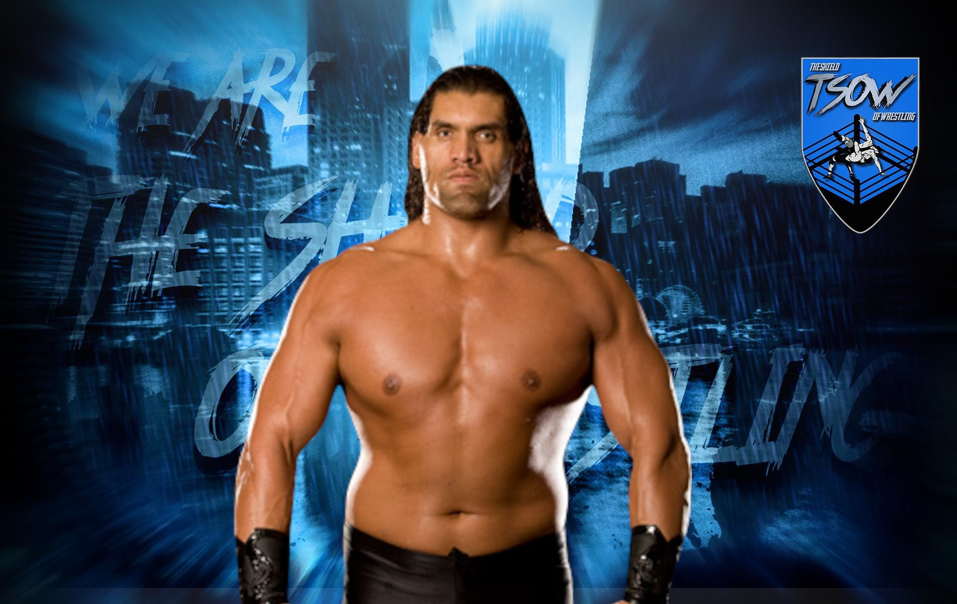 The Great Khali sarà nella WWE Hall of Fame 2021