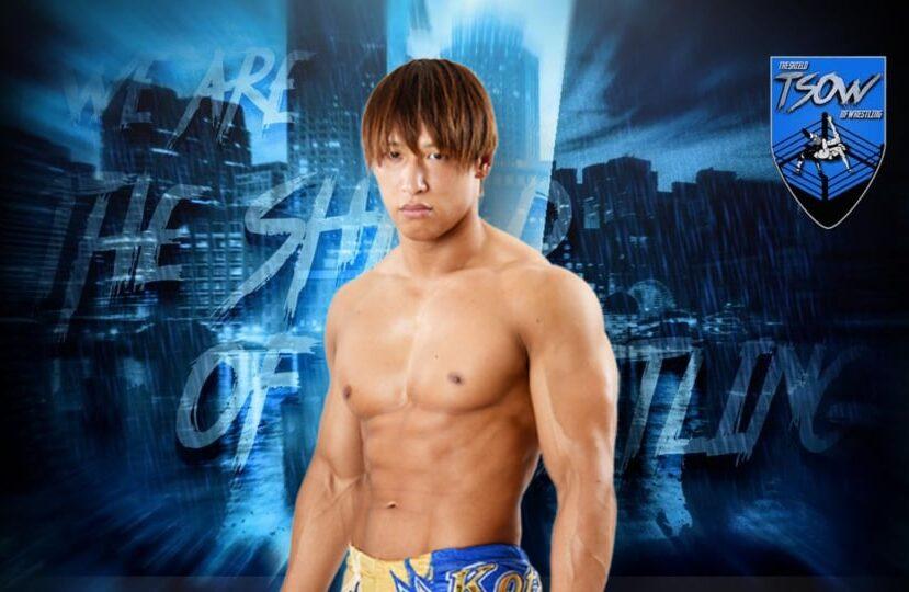 NJPW: Kota Ibushi vuole unificare i due titoli massimi!