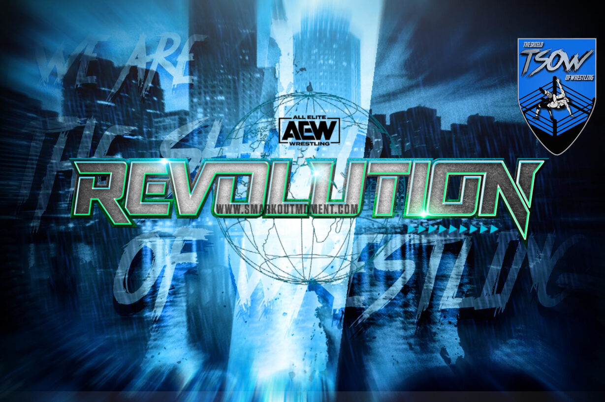 AEW Revolution 2021: ci sarà un Mixed Tag Team Match?