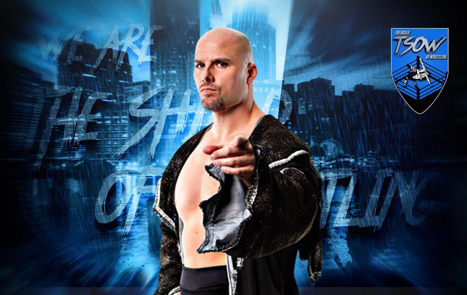 Adam Pearce: il suo lavoro piace a Vince McMahon