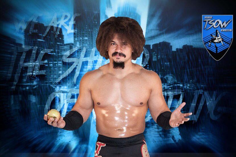 Carlito rivela perché è andato via dalla WWE nel 2010