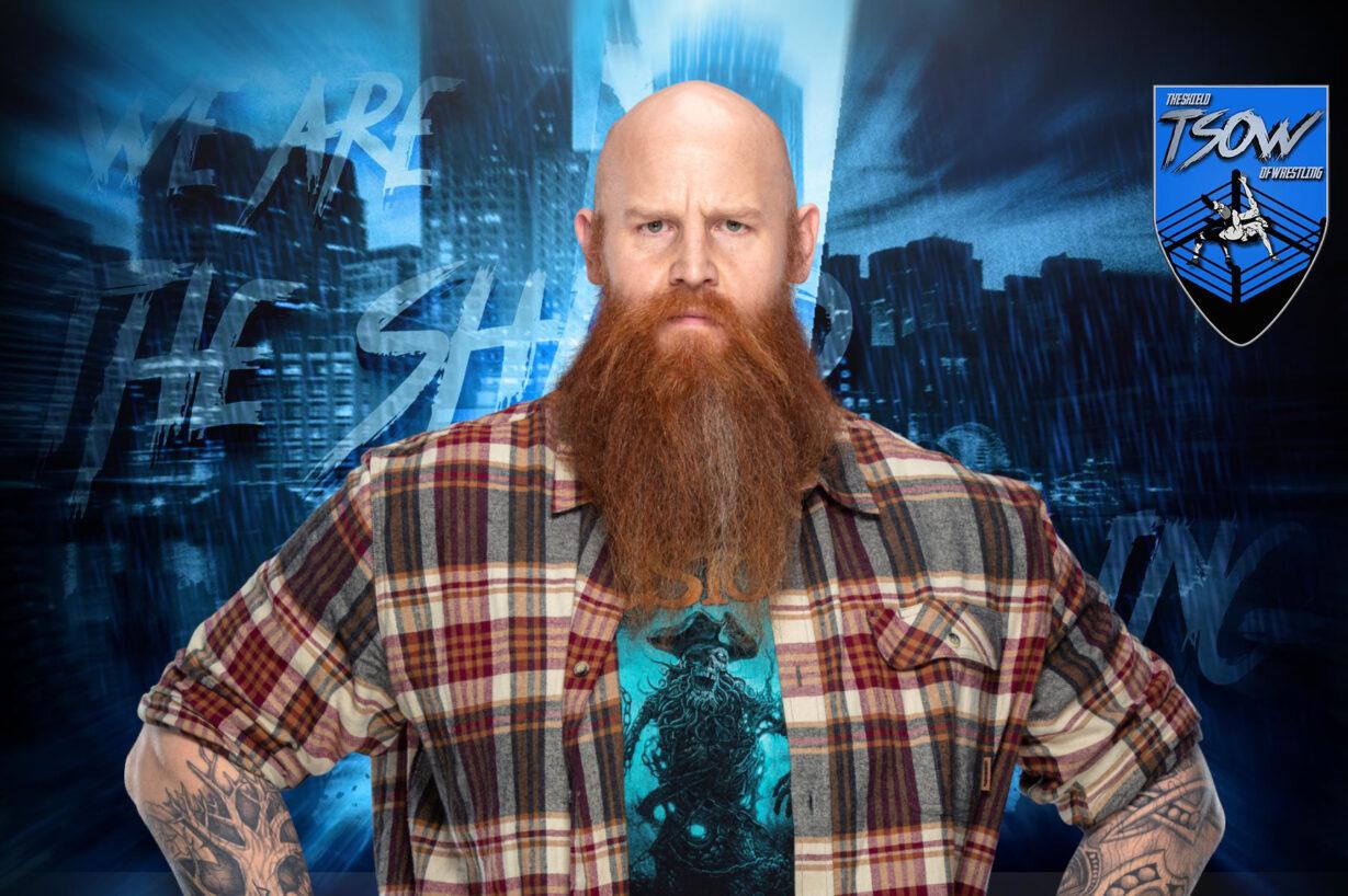 Erick Rowan tornerà in WWE per un ultimo tributo a Brodie Lee