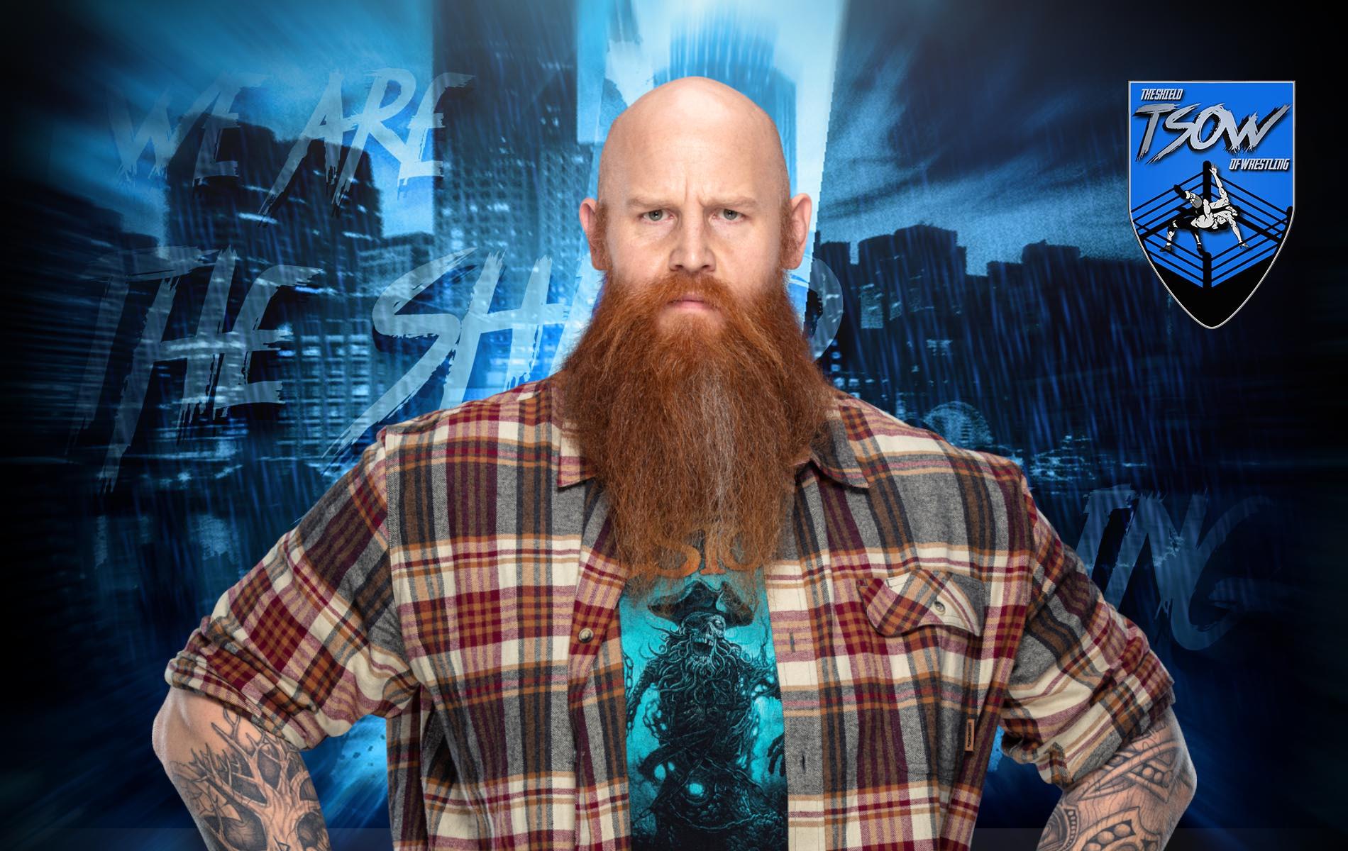 Erick Rowan parla della sconfitta patita contro The Rock